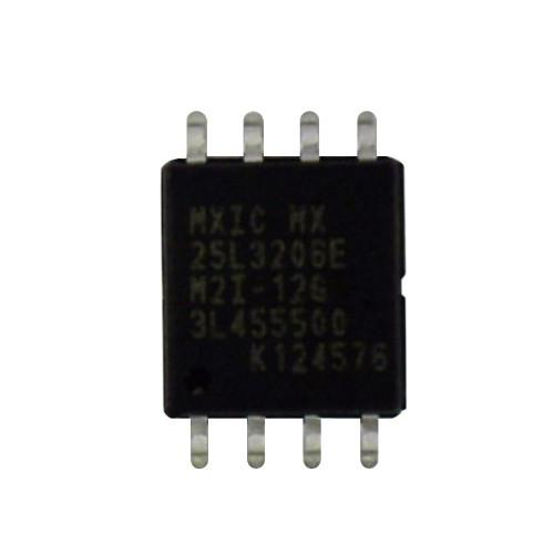 Чіп MX25L3206E 25L3206E SOP8, CMOS SERIAL FLASH 32Мбит, 104417