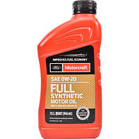 Моторне масло Ford Motorcraft Full Synthetic 0W-20 0,946 л