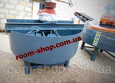 Бетонозмішувач (бетонозмішувач, бетонозмішувач, мішалка) об'ємом 800 л.