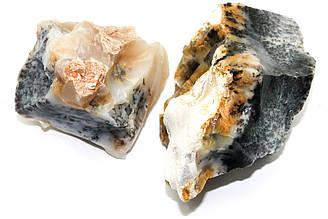 Дендроопал натуральный камень на развес, Цена указана за 44 грамма