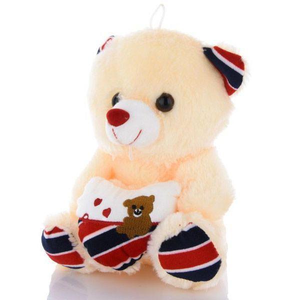 Светящийся и говорящий плюшевый мишка Тедди.