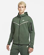 Толстовка чоловіча Nike NSW Tech Fleece Hoodie FZ CU4489-337 XXL