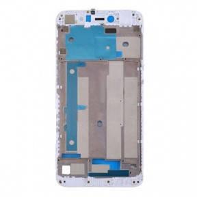 Рамка дисплея Xiaomi Redmi Note 5 белая, фото 2