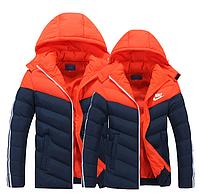 Мужская куртка Nike   МК 0139-И