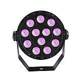 Промышленная гермицидная лапма UV для 40 кв м 36W 12led Черный, фото 2