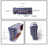 Видеотестер - портативный монитор для настройки видеокамер Pomiacam IV5, AHD TVI CVI CVBS 8 Мп, фото 5