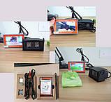 Видеотестер - портативный монитор для настройки видеокамер Pomiacam IV5, AHD TVI CVI CVBS 8 Мп, фото 6