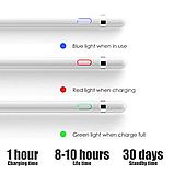 Стилус універсальний для ємкісного екрану планшетів і телефонів, 10 годин автономності, фото 6