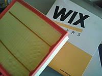 Воздушный фильтр Wix Filters, топливный, салонный и масляный фильтр Викс (производитель Польша/Украина)