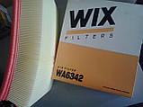 Воздушный фильтр VW LT II (28-46, 28-35) производителя Wix Filters, фото 8