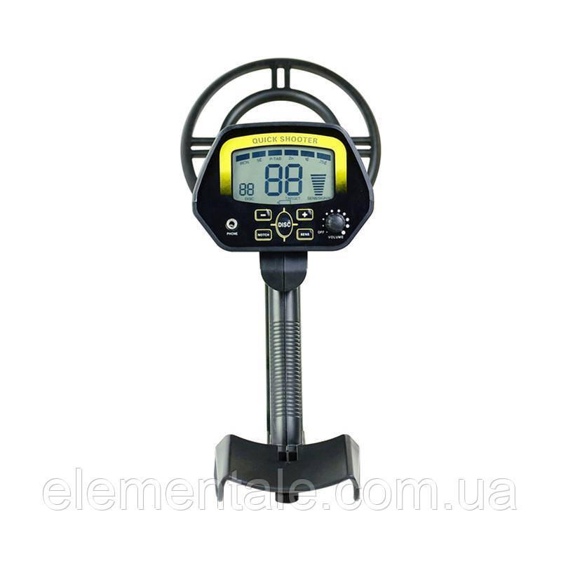 Металлоискатель грунтово-водный Discovery Tracker MD-4060