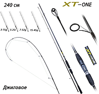 Спиннинг на окуня , щуку, судака Fishing ROI XT-ONE 3-15g 2.10m