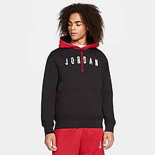 Толстовка чоловіча Air Jordan Jumpman CW8434-010 XL Чорний