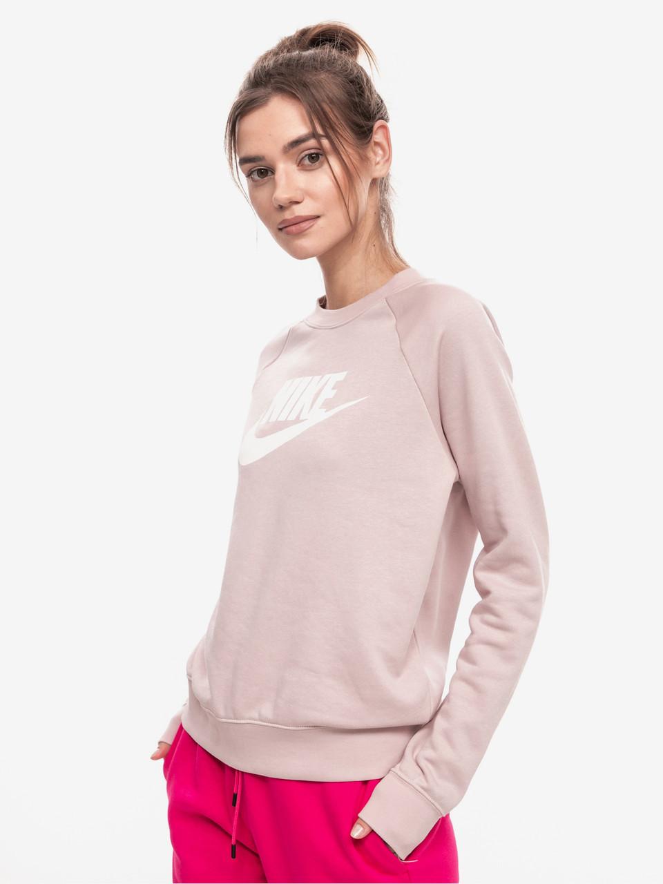 Толстовка жіноча Nike Sportswear Essential BV4112-645