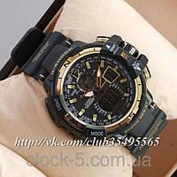 Спортивные часы Casio G-Shock GA 100