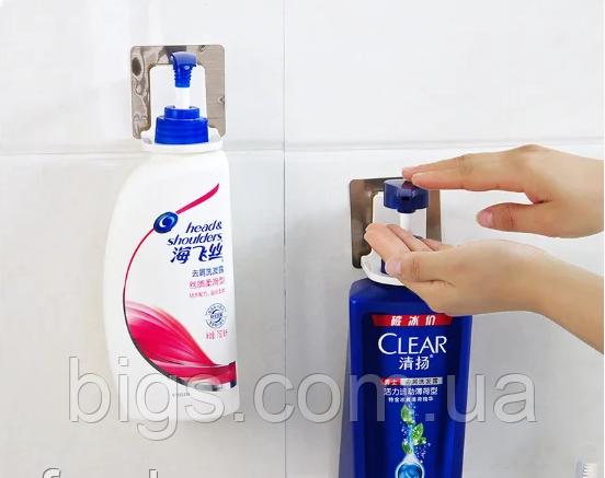 Настенный держатель для жидкого мыла