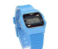 Силиконовые спортивные наручные часы