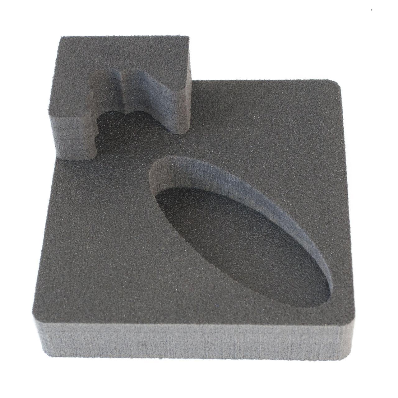 Комплект держатель ствола 1UGL + ложемент под приклад D1UGL на один ствол (ружье) под углом