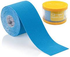 Кинезио тейп Qmed Kinesio Tape, блакитний