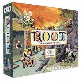 Настільна гра Root (українською)