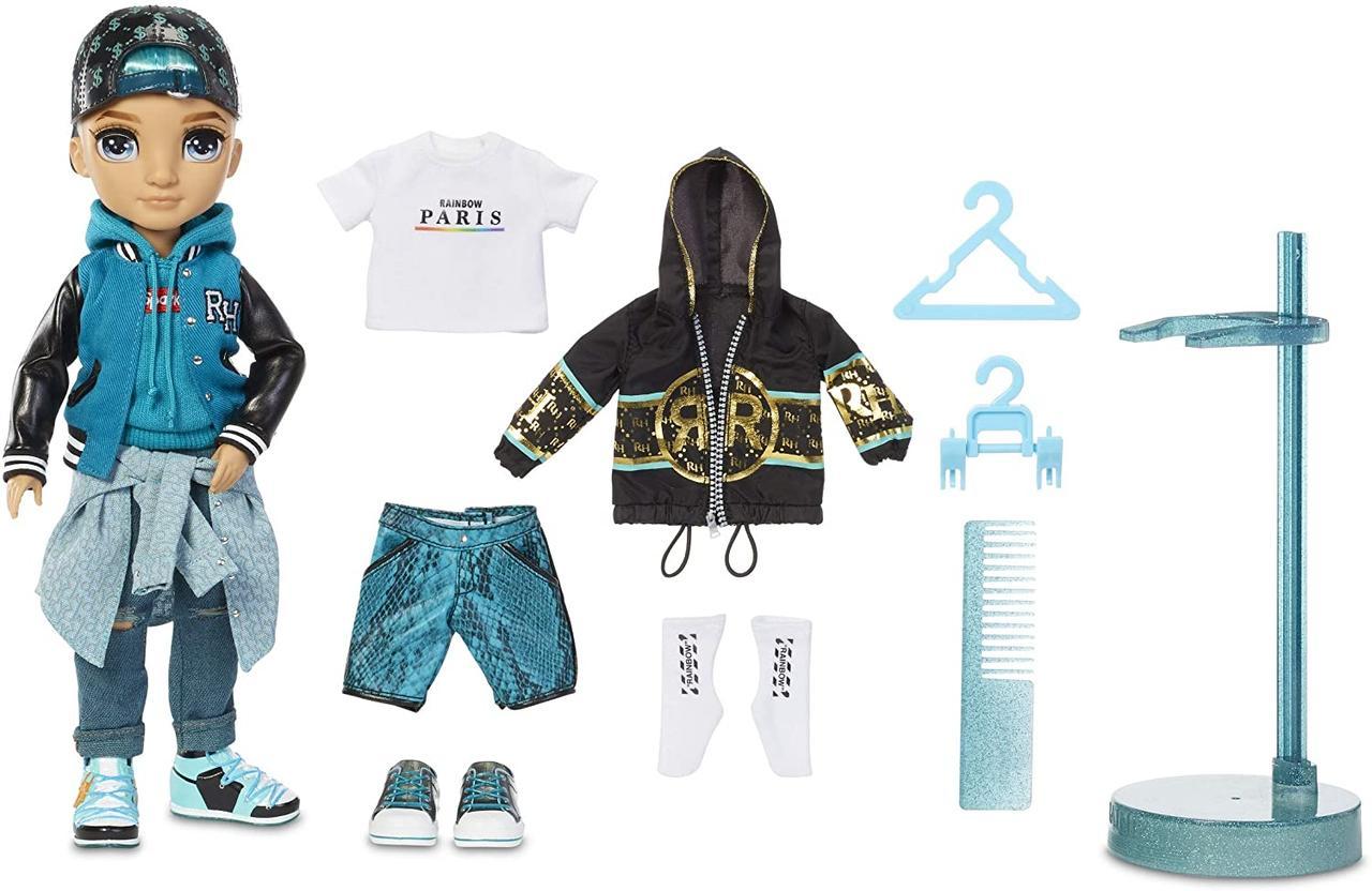 "Лялька - Rainbow High Fashion Doll - River Kendall - ""Рівер Кендалл"" (з аксесуарами), 6+ (572145)"