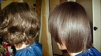 Кератиновое восстановление волос в Днепре на дому