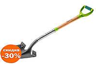 Лопата штыковая Verto - T-Rex ручка дерево 1 шт.