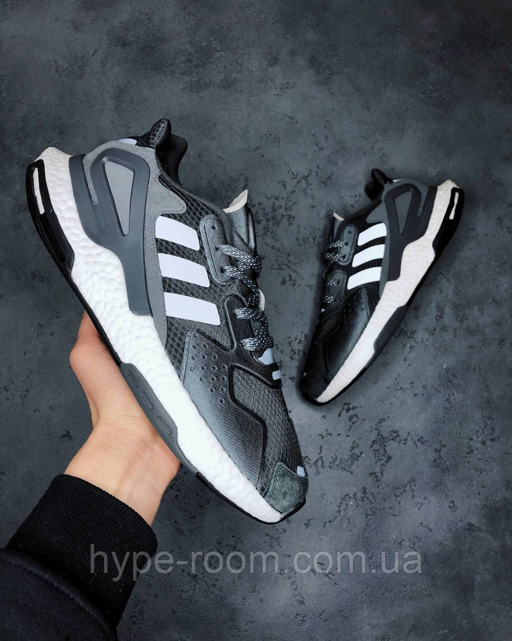 Чоловічі Кросівки Adidas EQT Dark Grey адідас еквіпмент