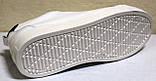 Кроссовки белые женские от производителя модель CА229-2, фото 6