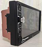 NEW! Автомагнітола Pioneer 8706 2DIN, 4x60W, GPS, Android, IpTV,WIFI,FM,BT+пульт на кермо КОРЕЯ!, фото 2