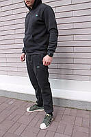 Трикотажный спортивный костюм Lacoste (Серый)
