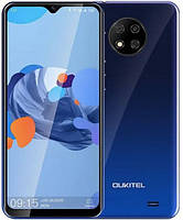 """Oukitel C19 6.49"""" 2GB RAM 16GBROM 4G 4000мАч Android10 13MP Blue, фото 1"""