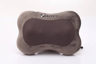 Массажная подушка Zenet