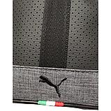 Сумка мужская через плечо темно-серый 098В, фото 3