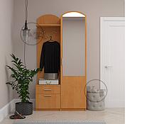 """Меблі в передпокій """"Лідія"""" з дзеркалом ДСП / КОМПАНІТ, фото 1"""