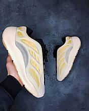 Мужские Кроссовки Adidas Yeezy 700 V3 Safflower адидас изи буст