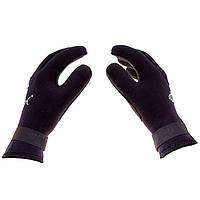 Перчатки для дайвинга неопреновые 3мм р.L Dolvor mod.6103