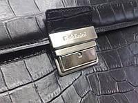 Заиена застежки замка на портфеле BALDININI с сохранением Логотипа , фото 1