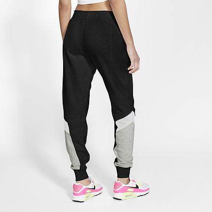 Штани жіночі спортивні Nike Sportswear Heritage Joggers CZ8608-010 Чорний, фото 2