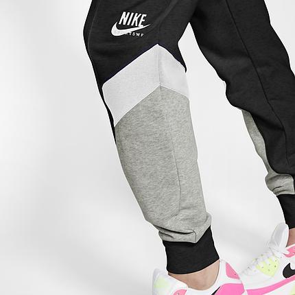 Брюки женские спортивные Nike Sportswear Heritage Joggers CZ8608-010 Черный, фото 2