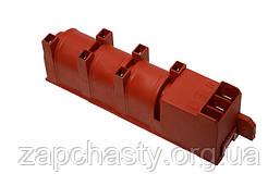 Катушка розжига для духовок и газовых плит, 3 входа / 6 свечей, Ariston BF50066.50, C00031720