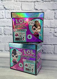 """Игровой набор с куклой L.O.L. серии Furniture """"- Перчинка с автомобилем 572619 L.O.LSurprise"""