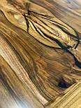 Стіл з масиву дерева  в індустріальному стилі, фото 4
