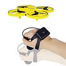 Квадрокоптер Дрон 918 управління з руки Tracker Drone Pro з сенсорним управлінням жестами drone firefly drone, фото 5