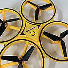 Квадрокоптер Дрон 918 управління з руки Tracker Drone Pro з сенсорним управлінням жестами drone firefly drone, фото 7