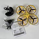 Квадрокоптер Дрон 918 управління з руки Tracker Drone Pro з сенсорним управлінням жестами drone firefly drone, фото 8