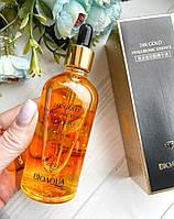 Сироватка для обличчя bioaqua 24 k gold hyaluronic acid 100 мл