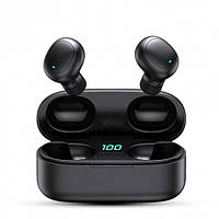 Беспроводные наушники H6 TWS Bluetooth спортивная стерео гарнитура, фото 1