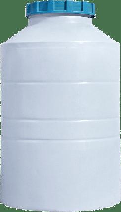 Ємність 300 л вертикальна ПІД ПБ, фото 2
