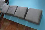 Квадратный пуф, фото 3